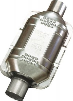 Bmw 528e Catalytic Converter (Eastern 70317 Catalytic Converter (Non-CARB Compliant))