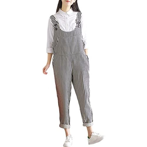 e96beb2ee341 Mordenmiss Women s New Rompers Casual Strapless Jumpsuit Overalls 80 ...