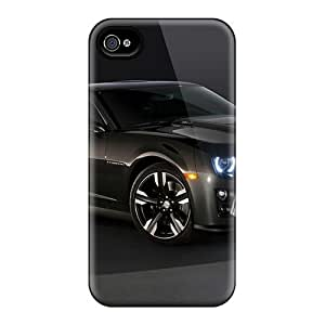 Awesome Design 2011 Chevrolet Camaro Zl1 Carbon Hard Case Cover For iphone 5 5s