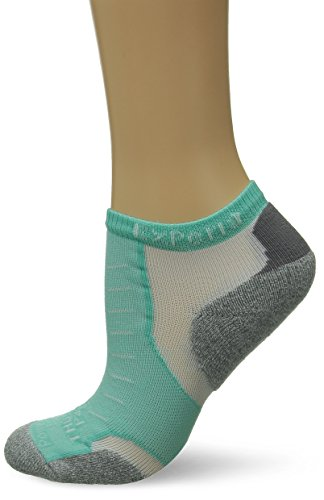 Thorlos Experia Thin Padded Running Ankle Sock Blue S