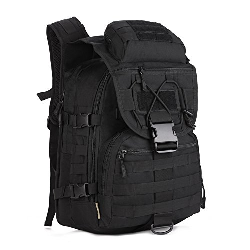 90d6d88ba8c7 Protector Plus Tactical Military Backpack Gear 600D Nylon Sport ...