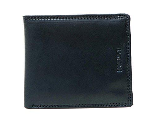 Credit Black Bifold for Card Wallet Window Medici ID I Men wREBZw