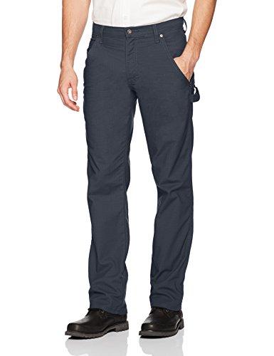 Dickies Men's Tough Max Ripstop Carpenter Pant, Rinsed Diesel Gray, 36 - Ripstop Pants