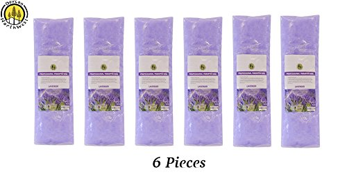 Spa Antibacterial Liquid Treatment 16 fl. oz. Lavender 6 PIECE (Liquid Paraffin Wax)