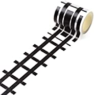 Play Road Tape,DIY Train Truck Track Stickers Toy Cars Trains for Children Toys Birthday Gift