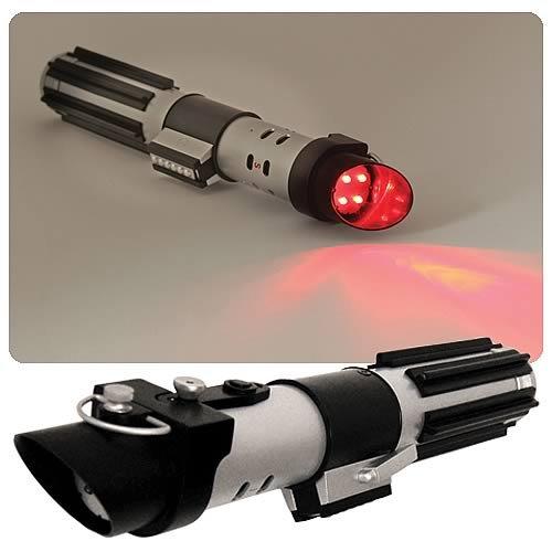 Wesco Star Wars Darth Vader SFX Light Saber Torch STAR50 Mon1343