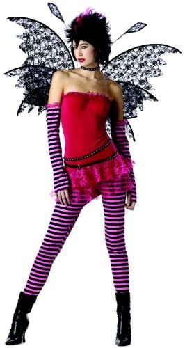 [Hot Rockin' Fairy Costume Teen] (Hot Costumes For Teens)