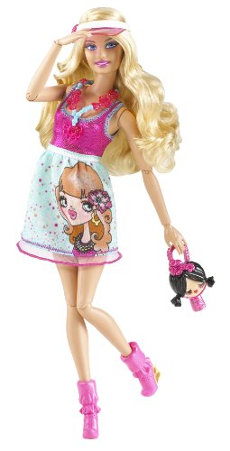 Barbie Fashionistas Cutie Doll
