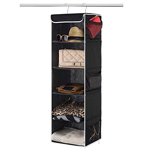 Zober 5Shelf Hanging Closet