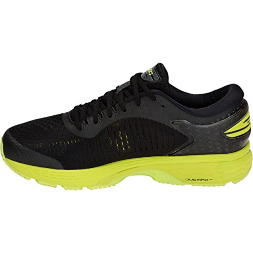 ASICS Gel-Kayano 25 Men's Running Shoe, Black/Neon Lime, 7 D(M) US by ASICS (Image #3)