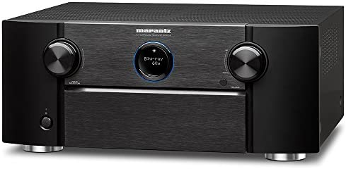 Marantz SR7012 9.2 Channel Full 4K Ultra HD Network AV Surround Receiver with HEOS Wireless Multi-Room Technology Discontinued by Manufacturer
