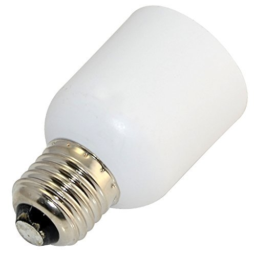 E26/E27 Medium Edison Screw - E39 Mogul Base Light Bulb Socket Lamp Enlarger Converter Adapter (1 (Mogul Socket)