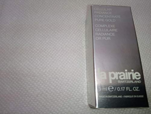 La Prairie Cellular Concentrate Pure Radiance Gold