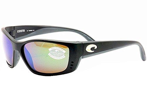 Costa Del Mar Fisch Sunglasses Black / Copper 580Glass Black