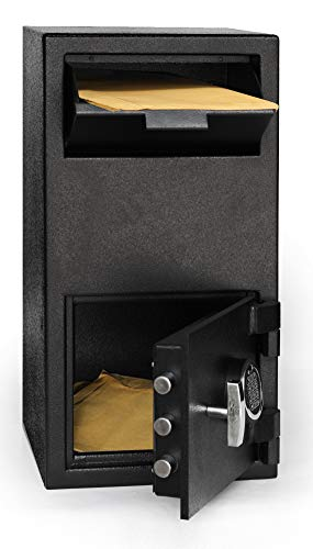 Templeton Large Depository Safe - Electronic Keypad Combination with Key Backup by Templeton (Image #4)
