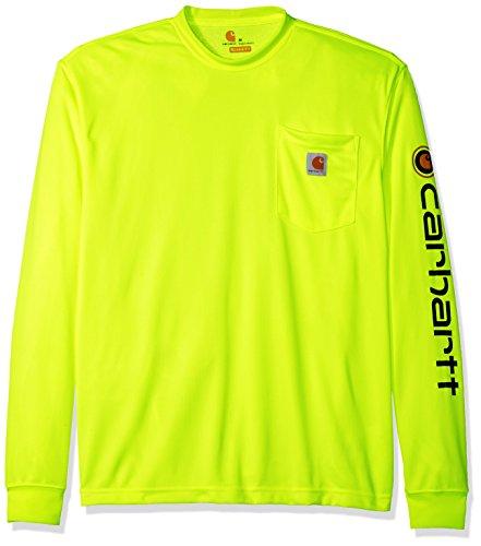 Carhartt Hi Vis Enhanced Graphic T Shirt