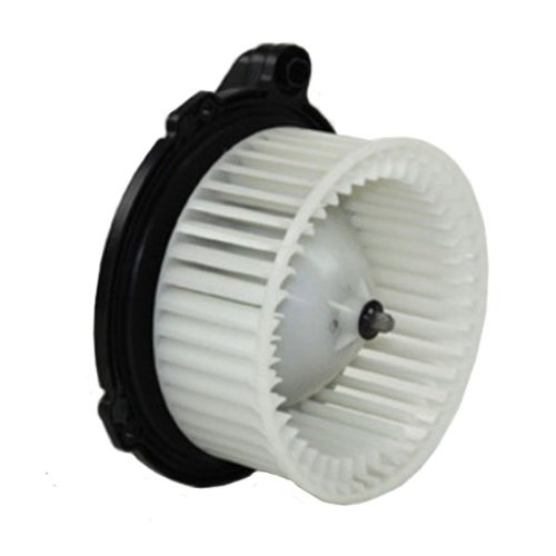 Honda Passport A/c Condenser - Partomotive For RODEO 00-04 / PASSPORT 00-02 A/C AC Condenser Blower Motor Assembly Fan Cage