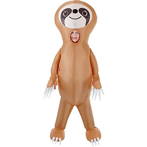 Morph Sloth Inflatable Kids