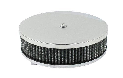 EMPI 8957 Air Cleaner for Stock VW Carb, 2 1/2 High w/Gauze Element, VW BUG, BUS, GHIA, BAJA, SAND RAIL