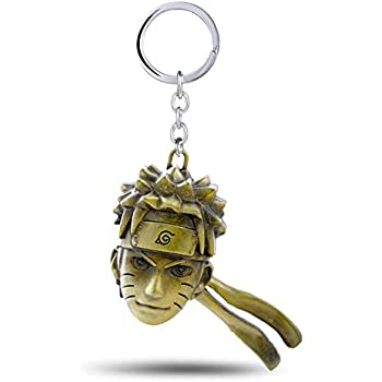 Amazon.com : Key Chains - 12pcs/lot Naruto Key Chain ...