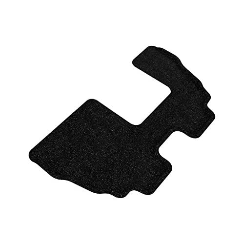 Hot 3D MAXpider Third Row Custom Fit All-Weather Floor Mat for Select BMW X5 (E70) Models - Classic Carpet (Black) for sale