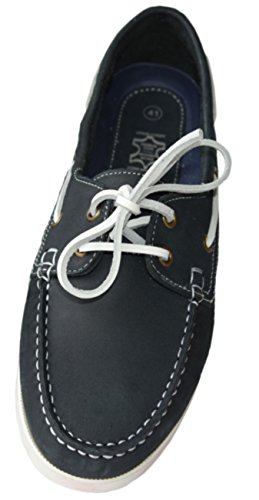 uomo da Beverly Scarpe Originals Men's Skipper da barca blau Casual RAXXEHq