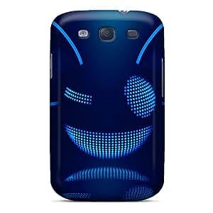 New Style BlingBlingCase Deadmau5 Premium Tpu Cover Case For Galaxy S3