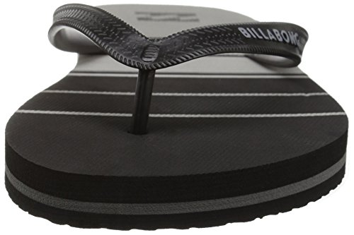 Spin Black Flip Resistant Water Sandal Billabong Thong Mens Flop S5xqUqAwp