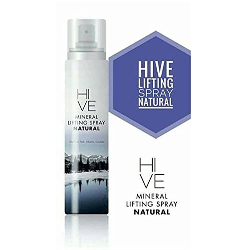 Pure Mineral Water Lifting Spray from glaciers are melting over 2.4 million years old Alberta Mountains Natural Skin Innovation Formula