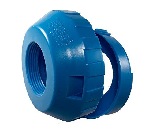 Beluga Pool Solutions 2607 Beluga Adapter Waves and Summer Escapes Pools, Blue