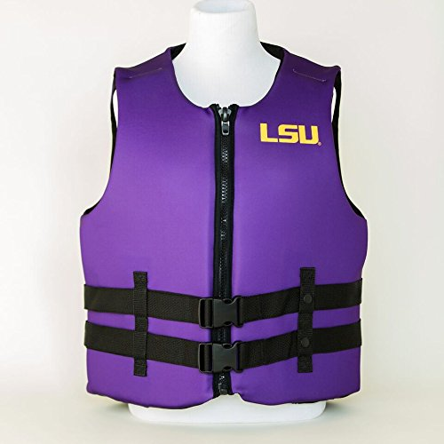 高級感 ルイジアナ州状態大学LSU Tigers U Tigers Vest S B072F3YN2R Coast Guard Approved Life Vest XXX-Large B072F3YN2R, リムコーポレーション:039e9e58 --- a0267596.xsph.ru