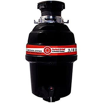 Mountain Plumbing Mt888 2cfwd Perfect Grind Waste Disposer