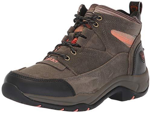 Ariat Women's Terrain Western Boot, Grey/Serape Dusk, 11 B US