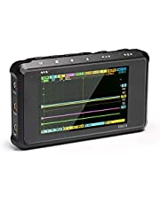 SainSmart Mini DSO213 Handheld Pocket-Sized Digital Storage Oscilloscope 4 Channels
