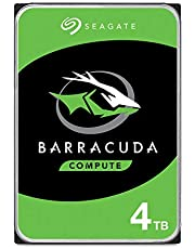 Seagate Barracuda Internal Hard Drive 4TB