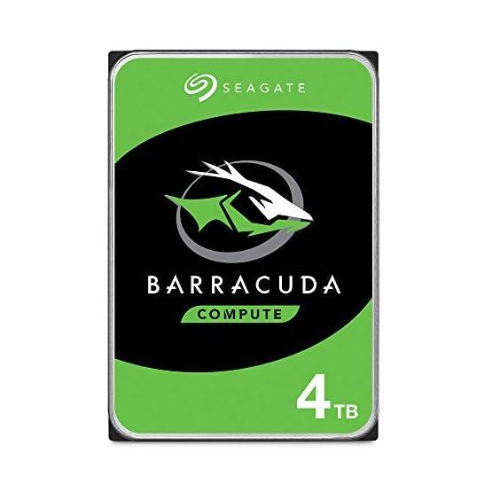 Seagate BarraCuda 4 TB Internal Hard Drive HDD – 3.5 Inch SATA 6 Gb/s 5400 RPM 256 MB Cache For Computer Desktop PC… 41Z sFIFVOL. SS555