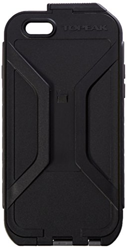Topeak Weatherproof Ride Case with Mount for iPhone 6, Black