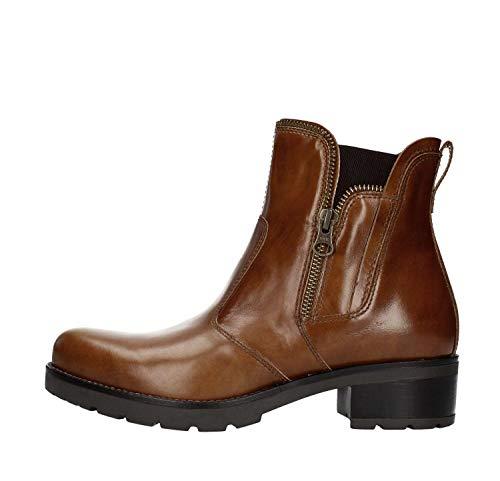 Stivaletti Giardini Leather A807050D Women 38 Nero qCEwYdRxY