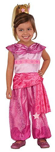 Rubies Costume Child's Shimmer and Shine Leah Costume, X-Small, Multicolor