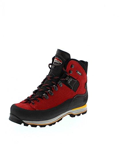 Meindl Mens Alta Via 3000 Gtx Shoes Bergstiefel Bergschuhe New Red