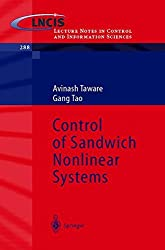 Control of Sandwich Nonlinear Systems (Lecture Notes in Control and Information Sciences) by Avinash Taware (2008-06-13)