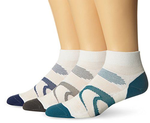 ASICS Intensity Quarter Socks 3 Pack