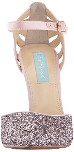 Betsey Johnson Womens Avery Pointed Toe Ankle Strap Classic