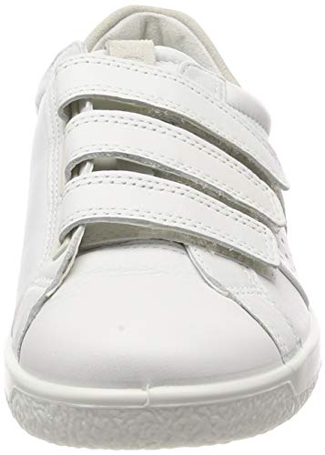 Ladies Soft White 52292 white Basses Ecco 1 shadow Femme Sneakers RxqfwU