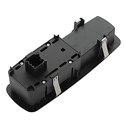 LSAILON Master Power window Switch Front Passenger Side fits for 2009-2012 Dodge Ram 1500 Replace for the Factory OE04602870AD 04602544AG: Automotive