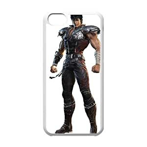 Fist Of The North Star iPhone 5c Cell Phone Case White JU0987859