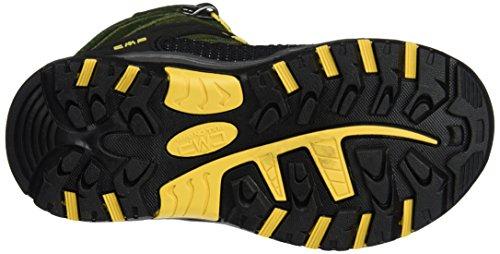 Adulte olive Hautes Loden CMP de Vert Randonnée Chaussures Mid Mixte WP Rigel w6qYP8