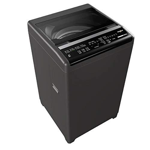 Whirlpool 5 StarWhitemagic Premier 7kg GenX Fully Automatic Top Load Washing Machine  Hard Water Wash, Grey