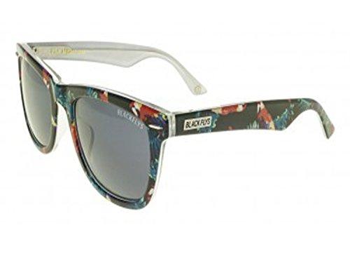 Black Flys Memphis Fly Sunglasses 55mm-20mm-138mm (Parrot w/ Smoke Lens, one - Memphis Sunglasses