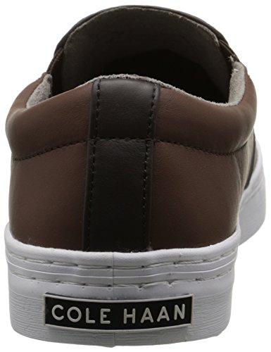 Cole Haan Mens Falmouth Moda Sneaker Castagna